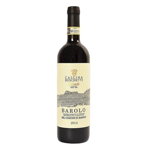 Vinho Barolo D.O.C.G Del Comune di Barolo 750 ml