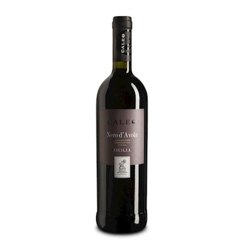 Vinho Caleo Nero D avola IGT 750 ml