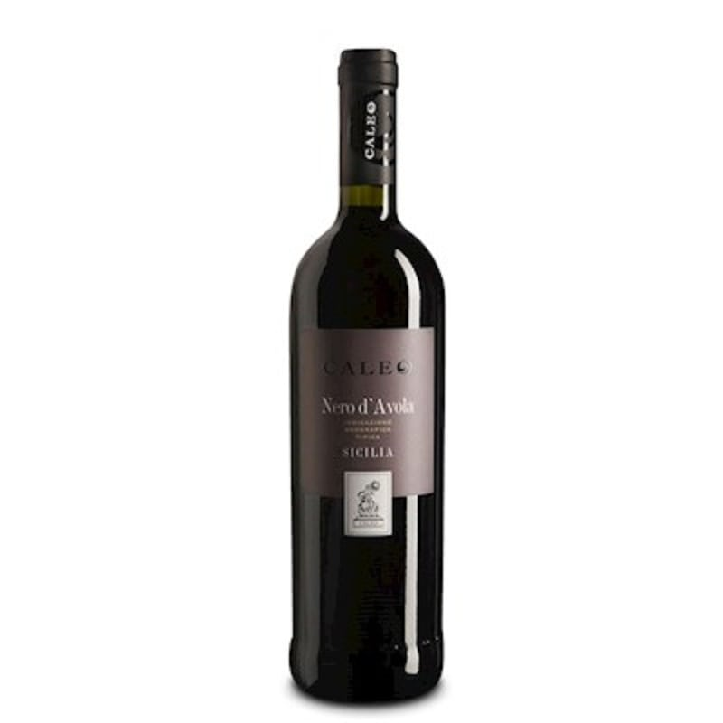 Vinho Caleo Nero D'Avola IGT 750 ml