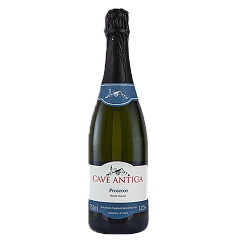 Vinho Cave Antiga Espumante Brut Prosecco 750 ml
