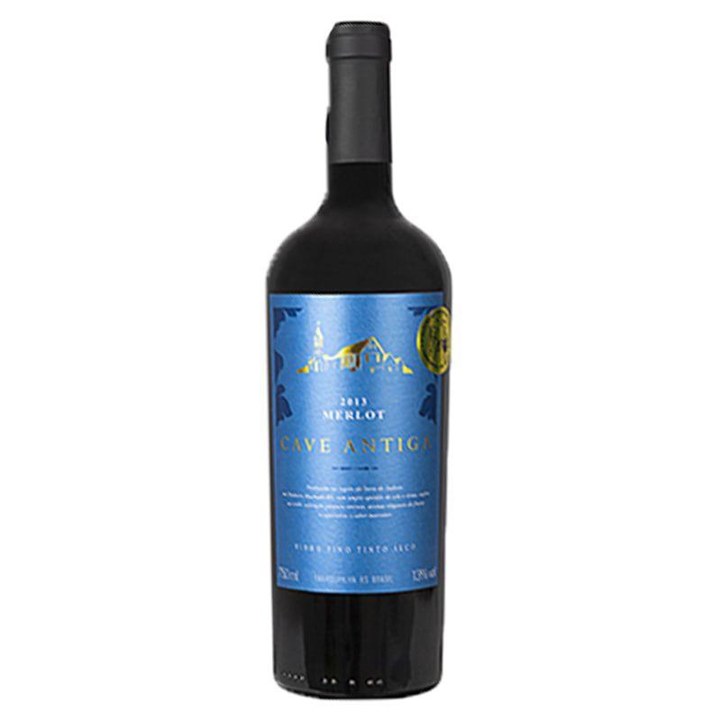 Vinho Cave Antiga Merlot 750 ml