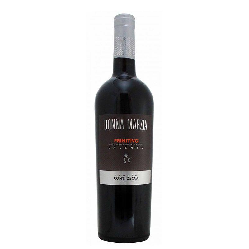 Vinho Conti Zecca Donna Marzia Primitivo Salento 2013 750 ml