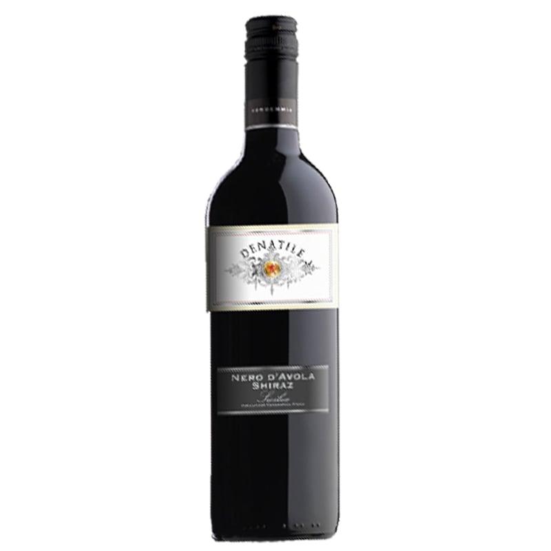 Vinho Denatile Nero D?avola Shiraz IGP 750 ml