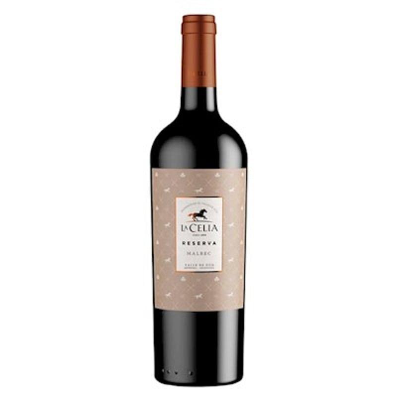 Vinho La Celia Reserva Malbec 750 ml