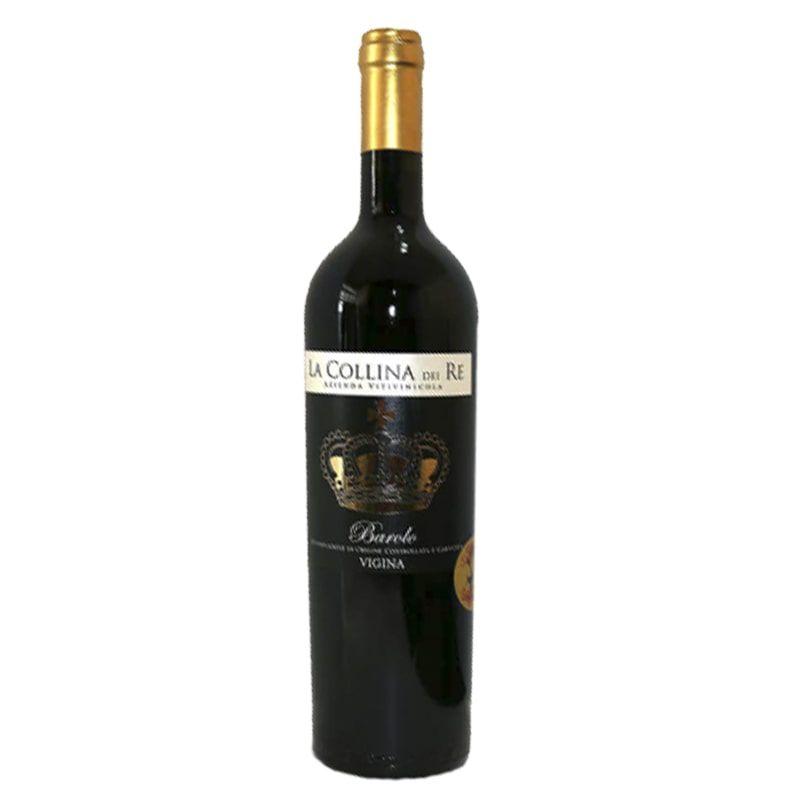 Vinho La Collina Dei RE Vigina Barolo D O C G 750 ml