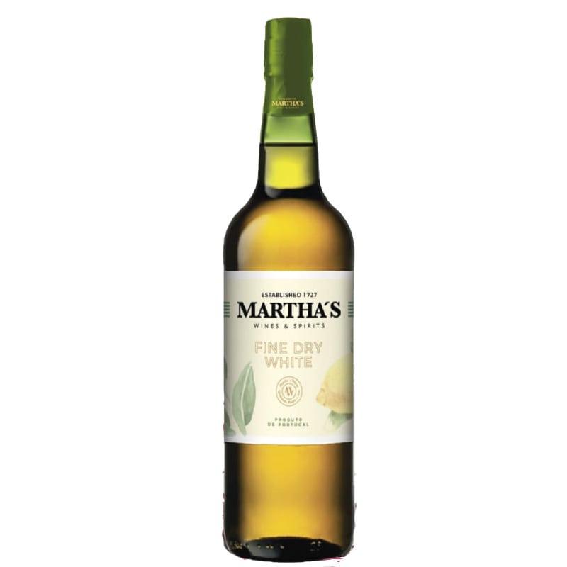 Vinho Martha's Fine Porto Dry White 750 ml