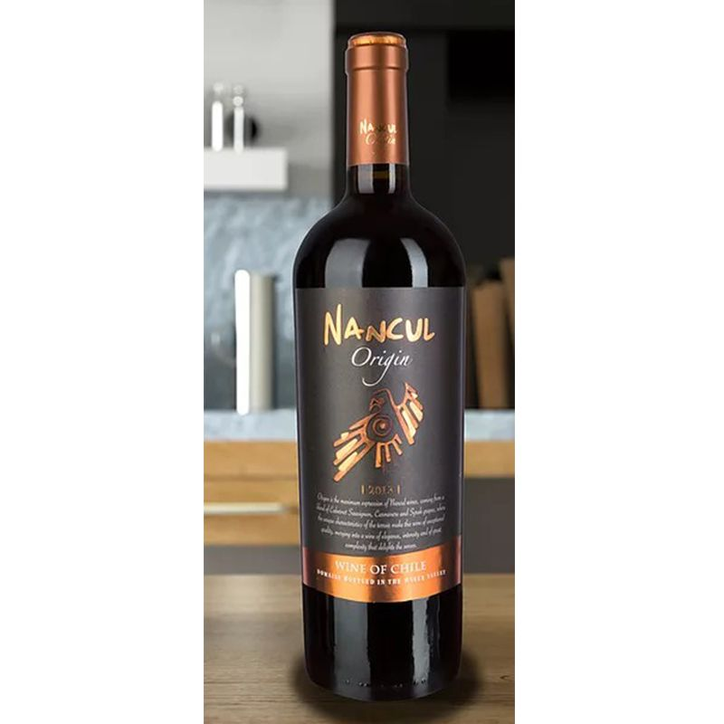 Vinho Nancul Origin 750 ml