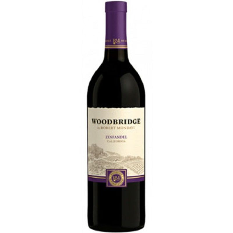Vinho Robert Mondavi Woodbridge Zinfandel 750 ml