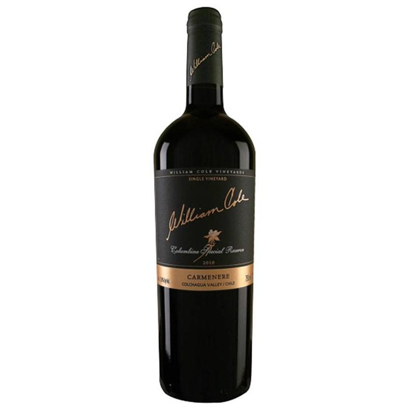 Vinho William Cole Columbine Carmenere 750 ml