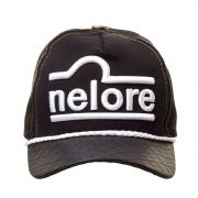 Bone Country Kapell Nelore Preto e branco