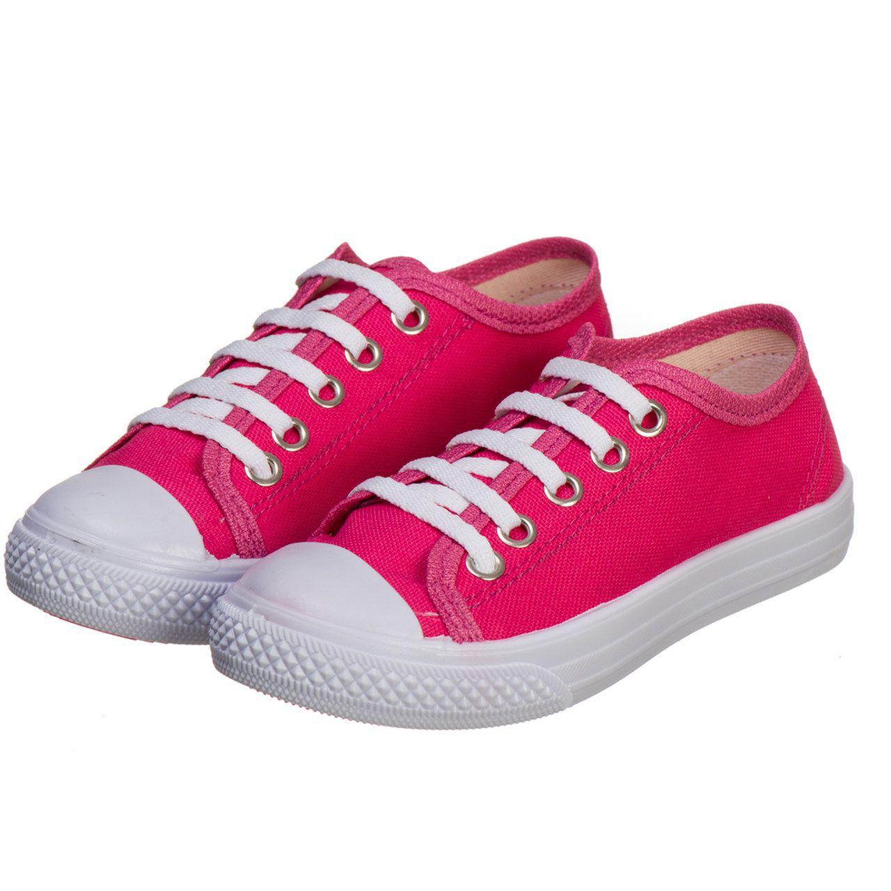 355e7bfb61 Tênis Infantil Masculino e Feminino Escolar Rosa - Kapell Calçados