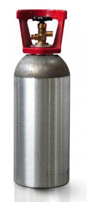 Cilindro de CO2 alumínio 4,5Kg