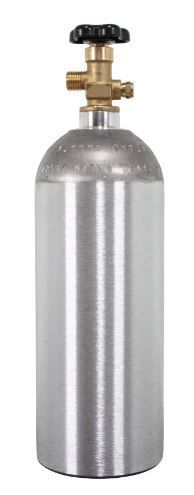 Cilindro de CO2 alumínio 1Kg