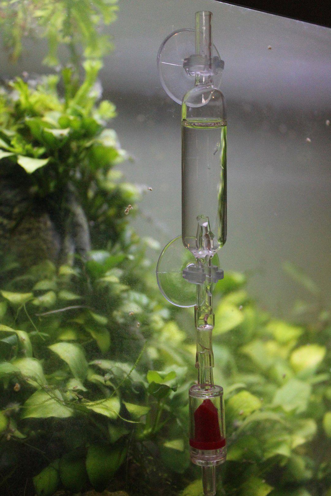 Conta bolhas de vidro