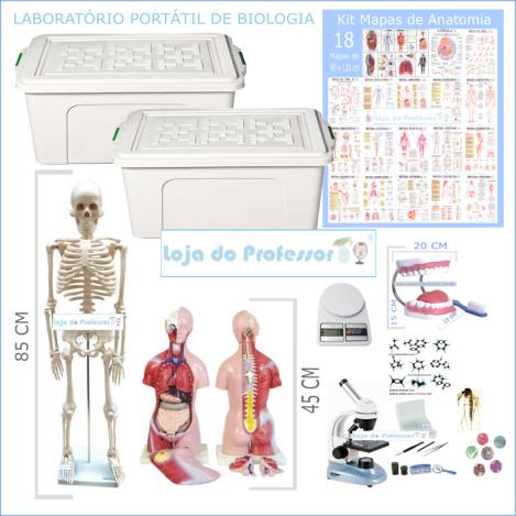 Laboratório Portátil de Biologia