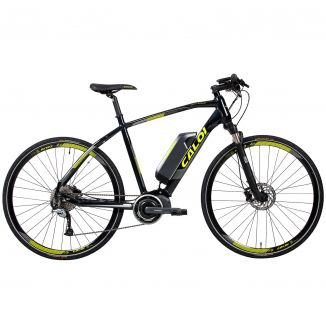 Bicicleta Caloi E-Vibe City Tour 2018