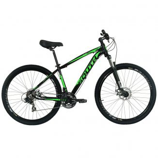 Bicicleta South Legend 2018 Shimano - 21 Marchas - Suspensão 100mm - Aluminio