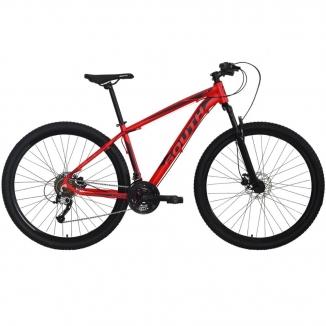 Bicicleta South Legend - 27 Marchas - Freios Hidraulicos - Aro 29 - Aluminio