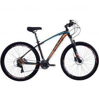 Bicicleta South New R06 21 Marchas - Freios Hidráulicos - Suspensão com Trava - Alumínio