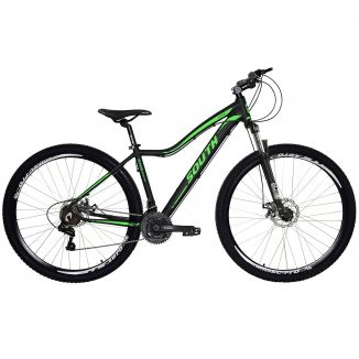 Bicicleta South Schon - 21 Marchas - Aro 29 - Shimano - Suspensão 100mm