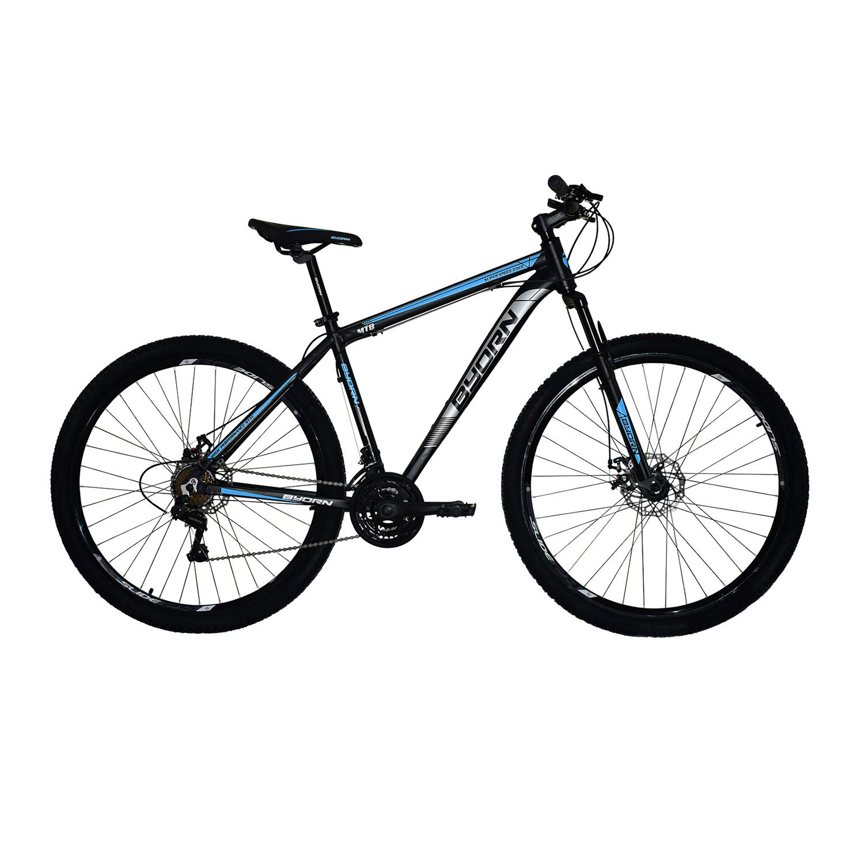 Bicicleta Byorn - Câmbios Shimano - Alumínio - 21 Marchas - Freios á Disco