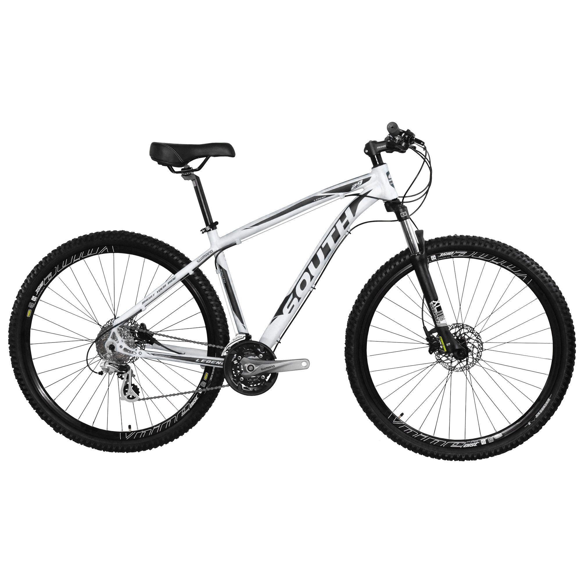 Bicicleta Legend 2018 Altus - 24 Marchas - Freios Hidráulicos - Altus