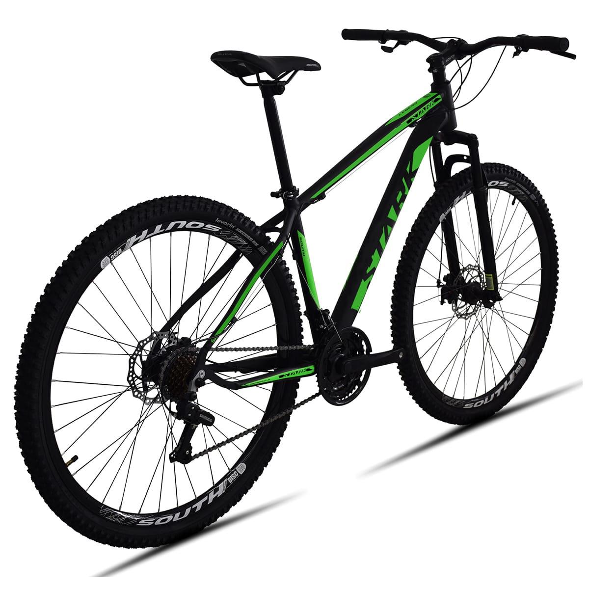 Bicicleta South Stark 2021 Aro 29 Alumínio Freio a disco 24 marchas