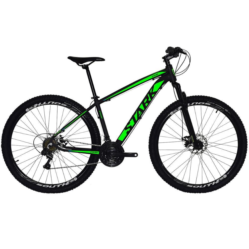 Bicicleta South Stark 2021 Aro 29 Alumínio Freio a disco Câmbio Shimano 24 marchas