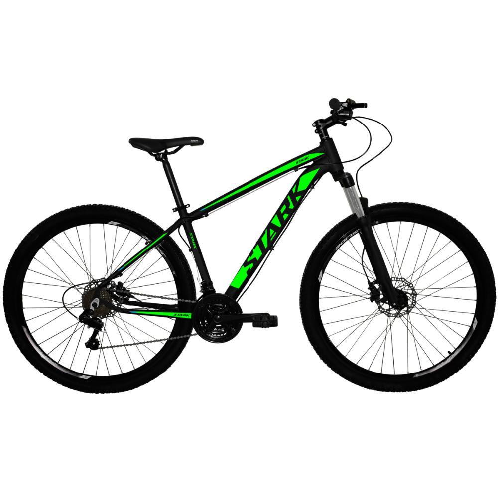 Bicicleta South Stark 2021 Aro 29 Alumínio Freio Hidráulico Suspensão 100mm Com Trava 21 Marchas