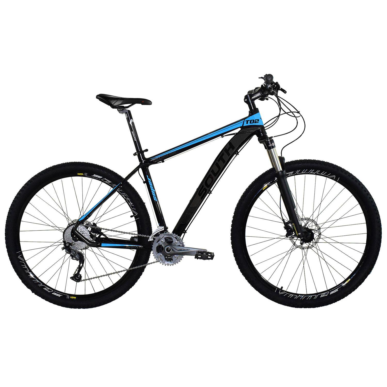 Bicicleta South Super T02 27 Marchas - Alivio - Freios Hidráulicos