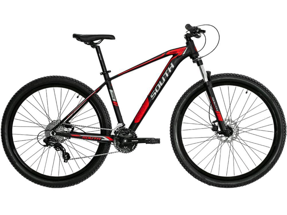 Bicicleta South XC880 Aro 29 27 Marchas Shimano Freios Hidráulicos