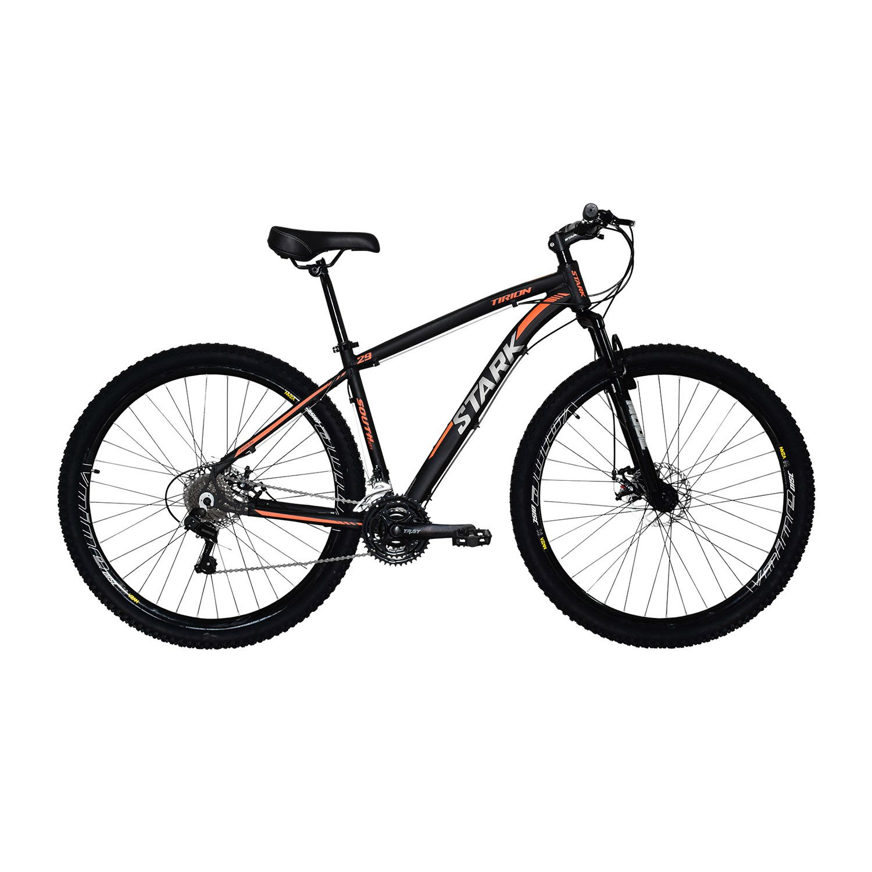 Bicicleta Stark 2018 - 21 Marchas - Alumínio - Freios á disco - Câmbio Shimano