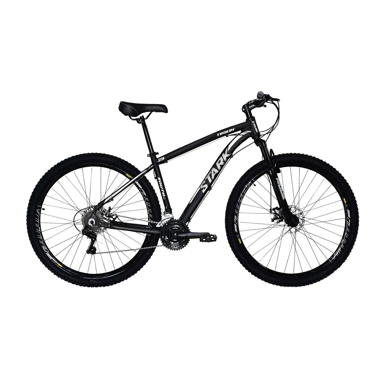 Bicicleta Stark - 24 Marchas - Alumínio - Freios á disco - Câmbio Shimano