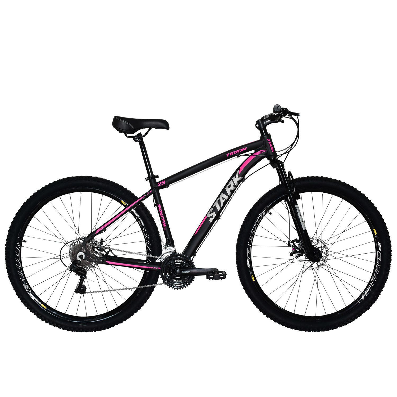 Bicicleta Stark 2018 - 24 Marchas - Alumínio - Freios á disco - Câmbio Shimano