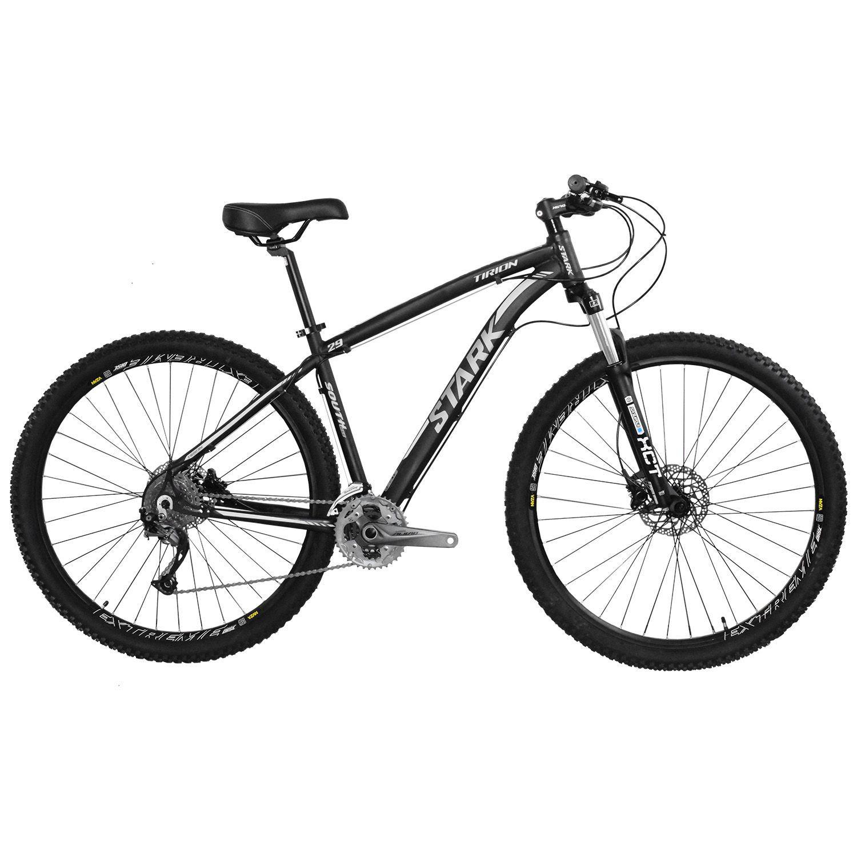 Bicicleta Stark Alivio - 27 Marchas - Hidráulica - Aro 29 - Alumínio