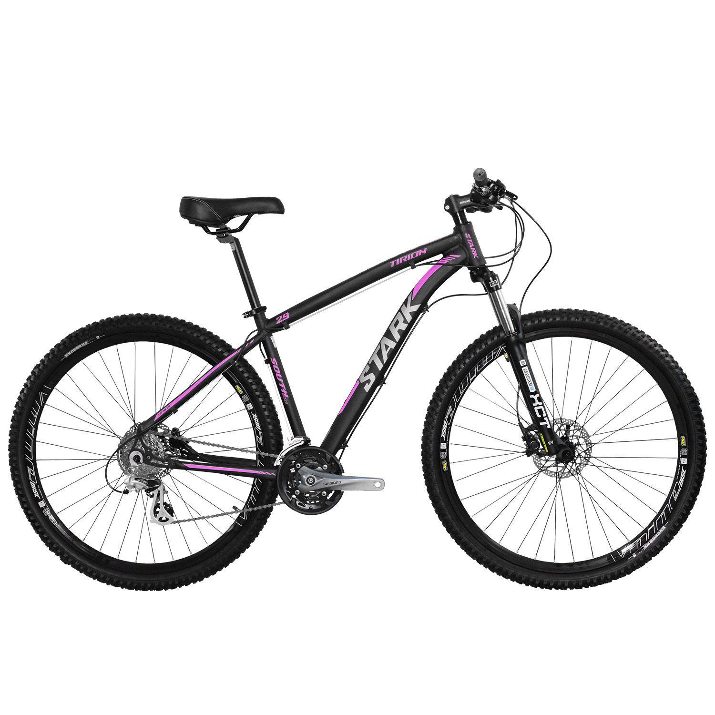 Bicicleta Stark Altus - 24 Marchas - Freios Hidráulicos - Altus