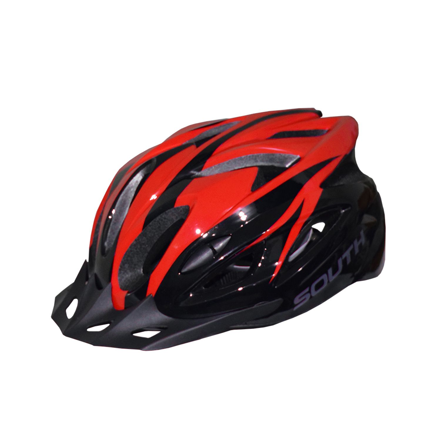 Capacete Southbike com Regulagem e Vista Light