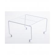 Organizador Retangular Componível 24 Cm Branco