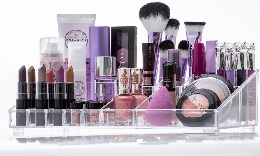 Organizador Cosmeticos 32 x 18,5 x 9 Cm