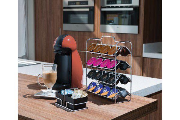 Organizador para Cápsulas de Café - Compatível c/ Dolce Gusto
