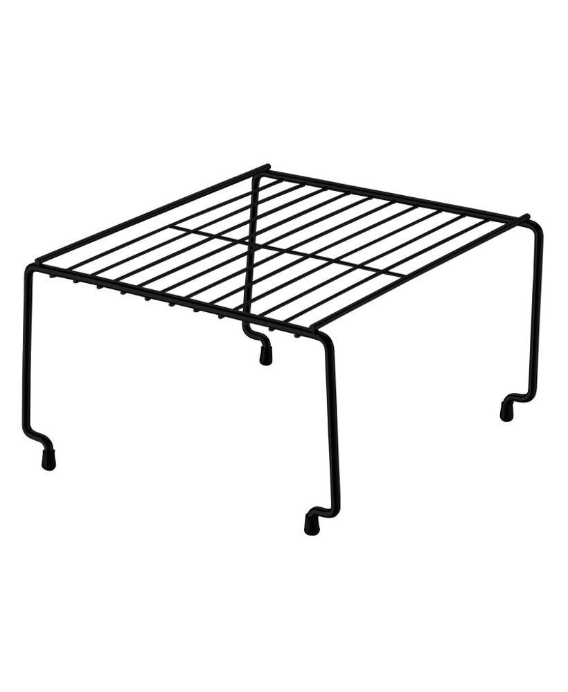 Organizador Retangular Componível 24 Cm Preto