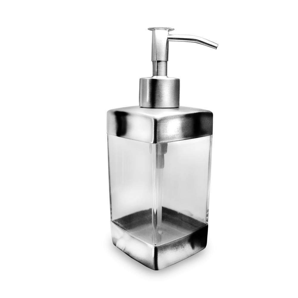 Saboneteira Liquida InoxAcrilico 300 Ml