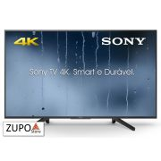 "Smart TV 49"" 4K Sony - KD49X705F - Bivolt"