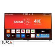 "Smart TV 50"" 4K AOC - U7970S - Bivolt"