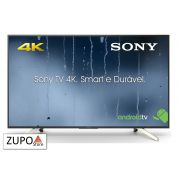 "Smart TV 65"" 4K Sony - KD65X755F - Bivolt"