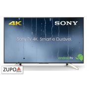 "Smart TV 65"" 4K Sony - KD65X705G - Bivolt"