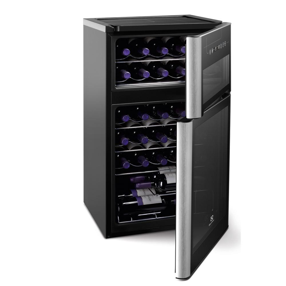 Adega de Vinhos Climatizada Electrolux para 29 Garrafas - ACD29 - 127V