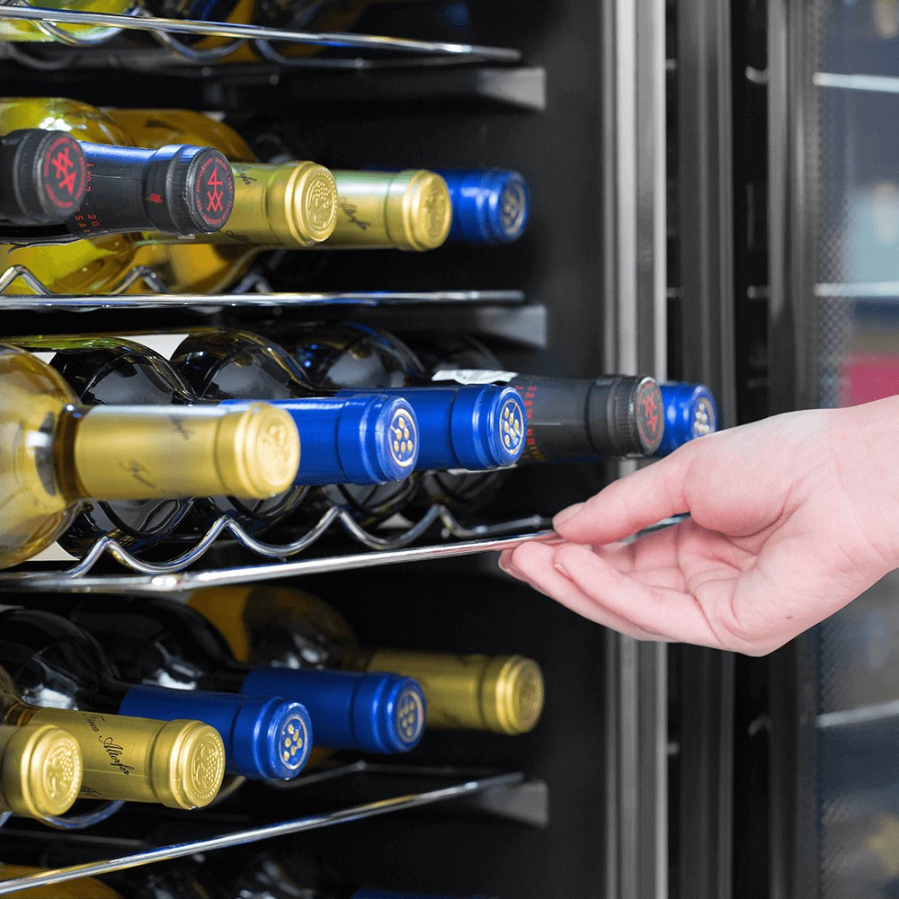 Adega de Vinhos Climatizada Electrolux para 34 Garrafas - ACS34 - 127V
