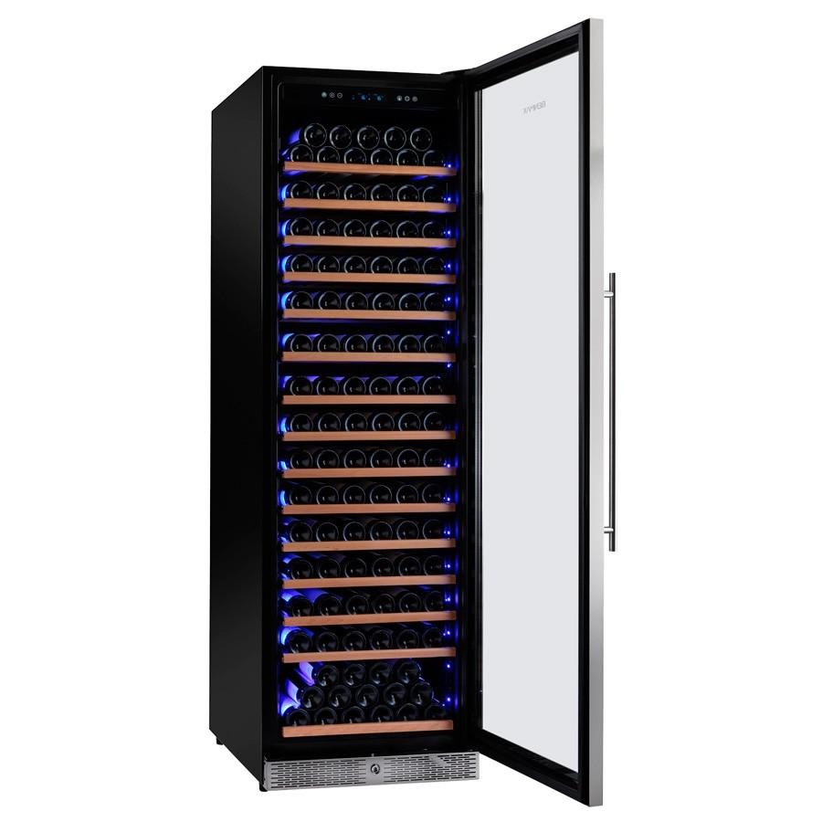 Adega de Vinhos Climatizada para 188 Garrafas de Vinho com Temperatura Dual Zone Benmax - BAC188 - 127V