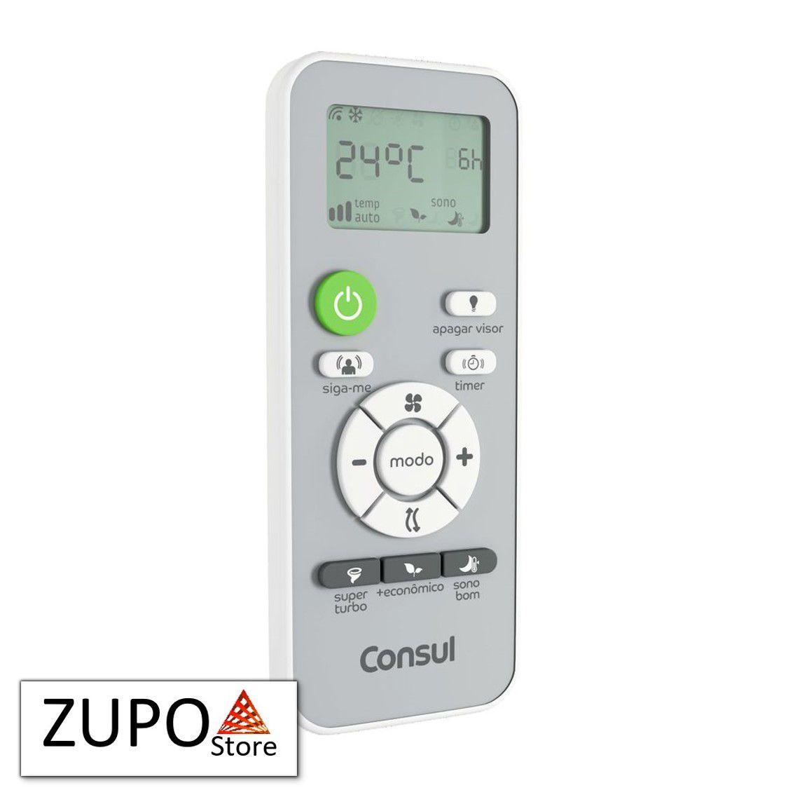 Ar Condicionado Split 12000 Btus Frio - Consul - 220V